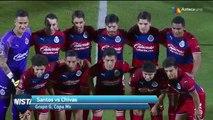 Resumen Copa Mx Santos vs Chivas | Azteca Deportes