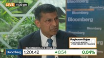 Rajan Discusses Fed, Global Economy, BOE, Brexit