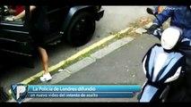 Intento de asalto a Mesut Özil | Azteca Deportes