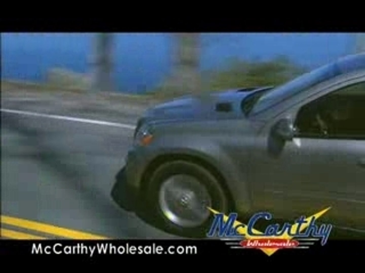 McCarthy Wholesale TV Commercial