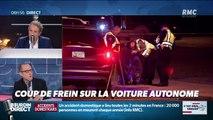 La chronique d'Anthony Morel: Coup de frein sur la voiture autonome - 07/11