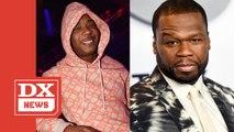 "Ja Rule Reminds Twitter 50 Cent Got ""Beat Up, Stabbed & Shot"""