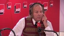 """Philippe Katerine, chanteur et acteur : """"On fait toujours un disque par nécessité, pour crever un trop-plein"""""""