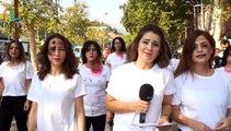 Kadın cinayetlerine dikkat çekmek için hazırlanan video, sosyal medyaya damga vurdu