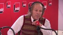"""Philippe Katerine, chanteur et acteur : """"Je viens de la 'bof génération', des gens nés entre 66 et 72, avant le choc pétrolier, qui manquaient de conviction, qui se traînaient devant la télé"""""""
