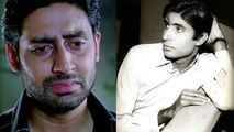Amitabh Bachchan completes 50 years in Bollywood, Abhishek Bachchan EMOTIONAL for Pa | FilmiBeat