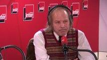 """Philippe Katerine, chanteur et acteur, sur la pochette de son nouvel album """"Confessions"""": """"Je ne connaissais pas le mot clivant, j'ai dû ouvrir mon dico"""""""