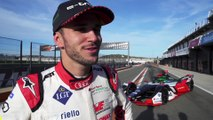 Formula E Season 6 - Interview Daniel Abt