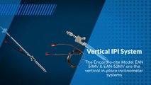 Models EAN-51MV52MV In-place Inclinometer System