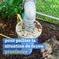Un des derniers villages de France relié au réseau d'eau potable
