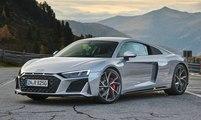 VÍDEO: vuelve el Audi R8 V10 RWD con tracción trasera para los más puristas