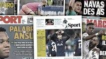 La déclaration d'amour d'Ansu Fati au Barça, la presse anglaise salue l'hommage de Son à André Gomes
