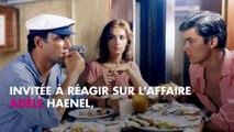 Alain Delon violent avec les femmes et odieux avec Marie Laforêt ? Coline Serreau balance