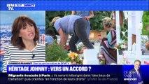 Héritage Johnny : vers un accord ? (2) - 07/11