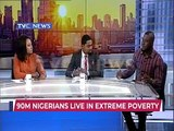 90 million Nigerians live in extreme poverty