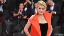 Catherine Deneuve suffered 'very limited' stroke