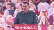 Pedro Sánchez se abre a dialogar con los separatistas si abandonan vía unilateral
