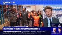 Retraites: couac au gouvernement ? (2) - 07/11
