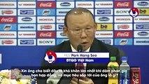 HLV Park Hang Seo tự tin về mục tiêu sắp tới của Bóng đá Việt Nam trong tương lai | VFF Channel