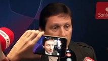Football - Leonardo revient sur les propos de Michel Platini sur le PSG