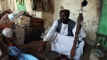 Sudan'ın doğusunda geleneksel kılıç kuşanma kültürü yaşatılıyor (2) - KESELE