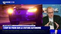 Coup de frein sur la voiture autonome - 07/11