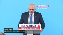 Javid: Close election between Labour and Conservatives