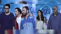 Sara Ali Khan, Jhanvi Kapoor & others attend screening of Ayushmann Khurrana's Bala   FilmiBeat