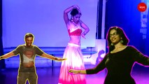 This Bengaluru dancer shows there's more to belly dancing than sensual moves