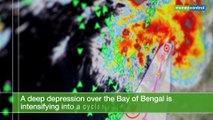 Cyclone Bulbul may skip Odisha, head towards West Bengal; widespread rainfall expected