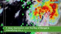 Cyclone Bulbul may skip Odisha, head towards West Bengal; widespread rainfall expected