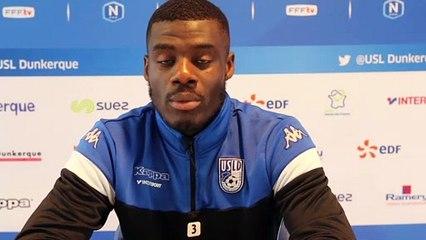Veille de match - Loïc Kouagba