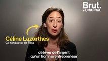 """""""L'ambition se conjugue au masculin et au féminin"""" : le message de Céline Lazorthes sur l'entrepreneuriat féminin"""