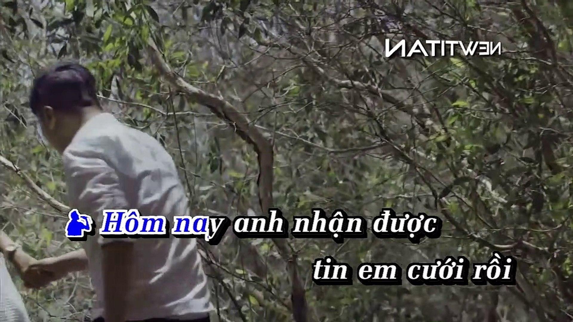 [Karaoke] Ký Ức Đượm Buồn - Vương Anh Tú [Beat]