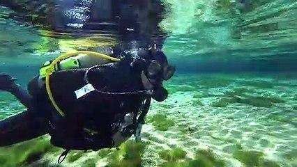 Underwater Kinetics HangAir Hanger | ScubaLab Testers Choice