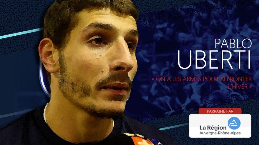 Video : Video - Pablo Uberti : « Il faut se rattraper, montrer un autre visage »