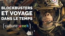 Culture Week by Culture Pub - Blockbusters et voyage dans le temps