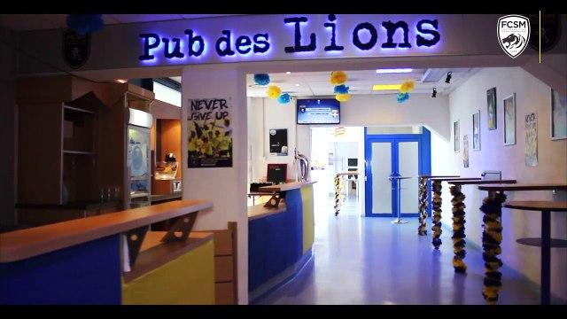 Le Pub des Lions (espace VIP du Stade Bonal)