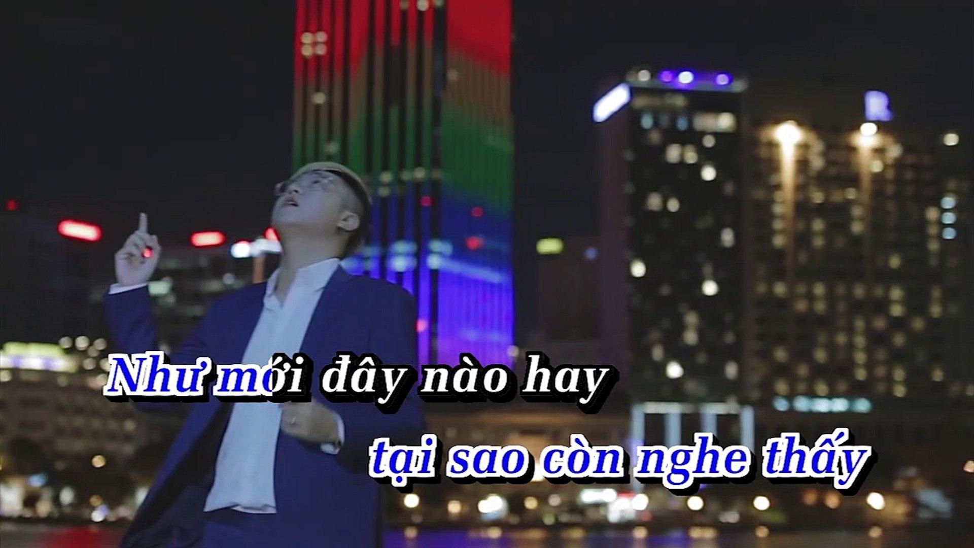 [Karaoke] Em Cứ Đi Đi - Vương Anh Tú [Beat]