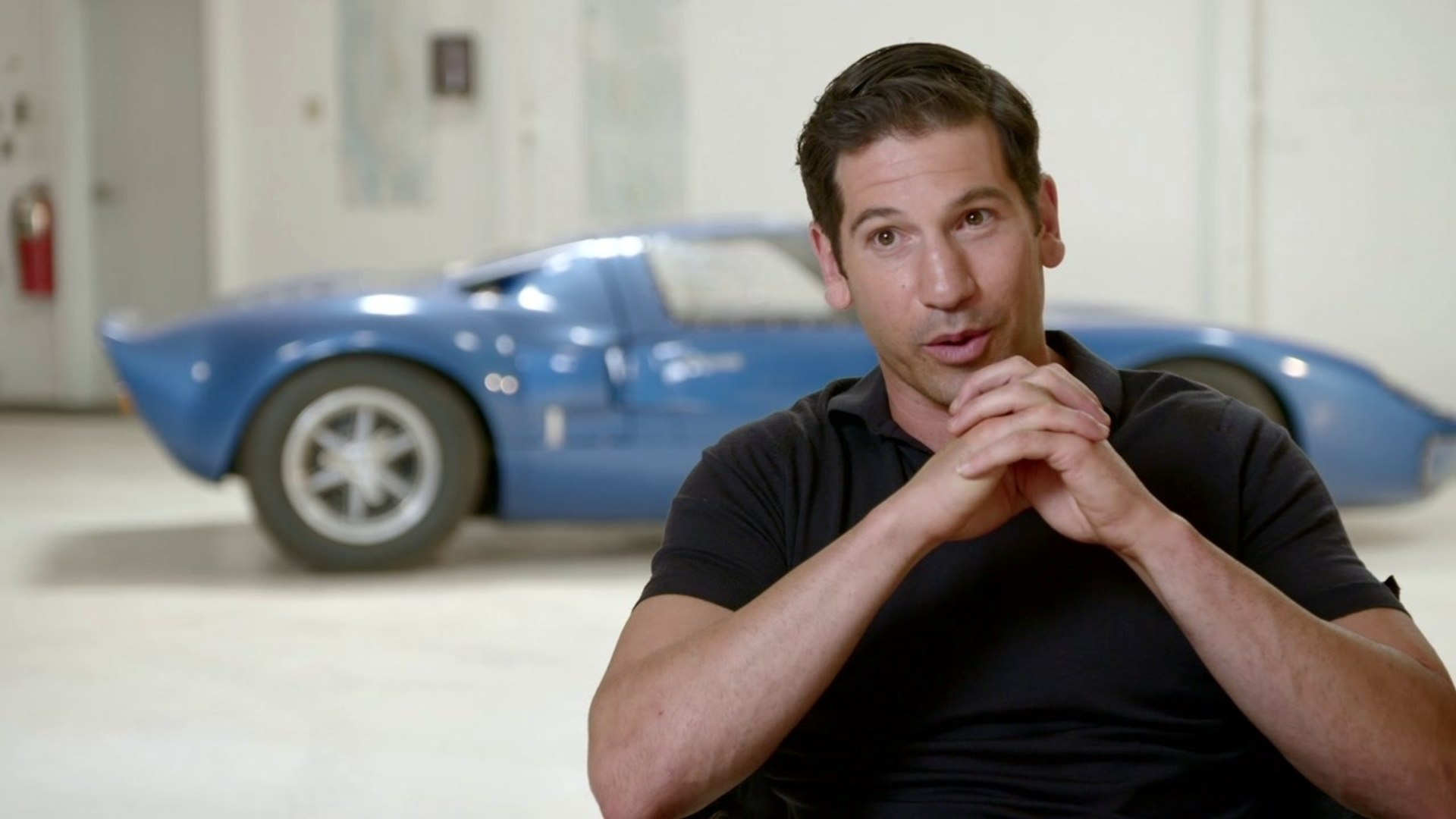 Ford V Ferrari Jon Bernthal On Why He Wanted To Be In The Film