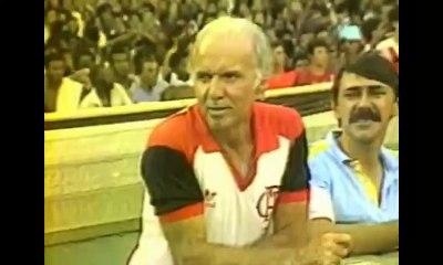 Flamengo 6 x 1 Botafogo - Campeonato Brasileiro 1985