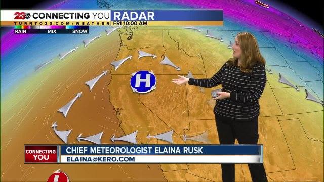Thursday Morning Forecast 11/7/19