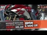 BMW S 1000 XR - Nouveautés moto 2020 - EICMA 2019