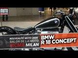 BMW R 18 Concept - Le futur en rétro - Nouveauté Moto 2020