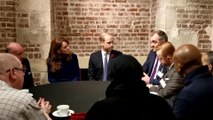 Kate Middleton and Prince William Attend the Launch of National Emergencies Trust