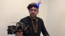 Sarreguemines : il conçoit et pilote des drones de course