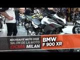 BMW F 900 XR - Nouveautés moto 2020 - EICMA 2019
