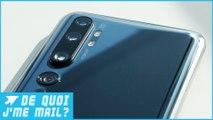A quoi sert le capteur photo 108 Mpx du Xiaomi Mi Note 10 ? DQJMM (1/2)