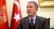 Son Dakika: Akar: YPG/PKK terör örgütü, ABD ve Rusya ile anlaşmaları ihlal ederek bölgeden çekilmedi