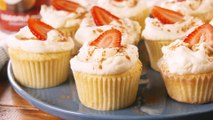 Tres Leches Coconut Cupcakes Are The Sweetest Ending